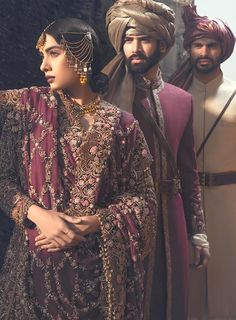 Fahad Hussayn, Reconstructing Heritage, Winter... - High Fashion Pakistan