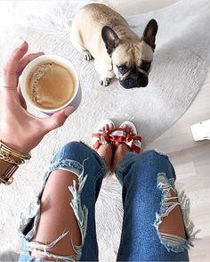 Los viernes las dulzuras se visten casuales pero el café nunca se olvida! (Ni dentro o fuera de la ducha )