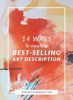 List art products on your artist website like a pro. Kill any concerns your buyer has right off the bat then add some unique ideas to sell art! Craft Business, Creative Business, Business Tips, Business Planning, Etsy Business, Selling Art Online, Online Art, Sell My Art, Buy Art