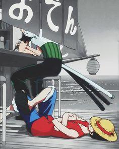 Zoro&Luffy