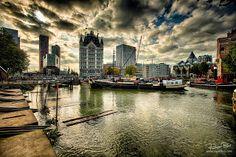 IJzerhart, smeden in het hart van Rotterdam: Een prachtlocatie voor het smeden!