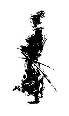samurai Framed Art Print by Japanese Drawings, Japanese Tattoo Art, Japanese Art, Samurai Drawing, Samurai Artwork, Samourai Tattoo, Samurai Warrior Tattoo, Naruto Painting, Art Alevel