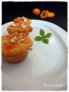 Receptelő: (Sárgabarack) Lekváros muffin