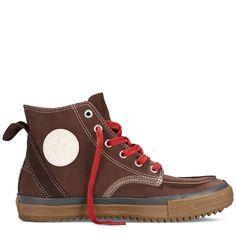 Converse - Chuck Taylor Classic Boot - Hi - Chocolate