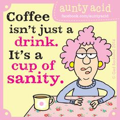 Aunty Acid Loves Coffee - Truth About Lattes