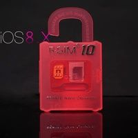 R-SIM 10 Easy Unlocking & Activation SIM for iPhon