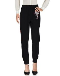 STUSSY Casual pants. #stussy #cloth #dress #top #skirt #pant #coat #jacket #jecket #beachwear #