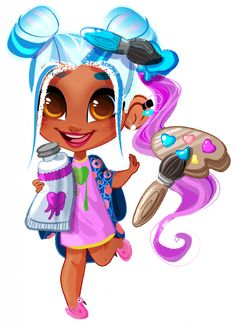 Lol Dolls, Cute Dolls, Girls Rolling Backpack, Twin Girls Outfits, Cute Panda Wallpaper, Panda Wallpapers, Cute Cartoon Characters, Doll Eyes, Cute Creatures