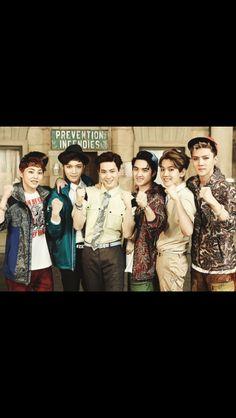 EXO Korean Bands, Chinese Boy, My One And Only, Exo K, Korean Men, Girls Life, Kpop Boy, Chanyeol, Boy Bands