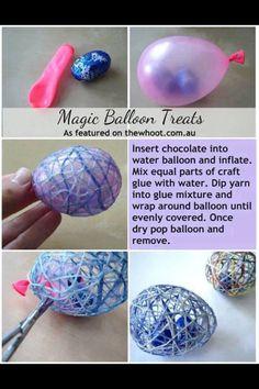 Super cute Easter Egg idea!!