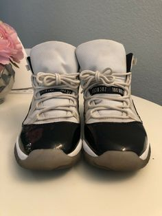 info for ffd9c 983df nike air jordan 11 retro white black concord  fashion  clothing  shoes   accessories  kidsclothingshoesaccs  boysshoes (ebay link)