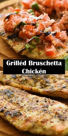 Healthy Food Choices, Healthy Recipes, Healthy Cooking, Cooking Recipes, Bruschetta Chicken, Bariatric Recipes, Retro Recipes, Best Chicken Recipes, Clean Eating Recipes