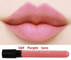 Hot Sale Matte Lipstick Menow Brand 24 colors velvet high quality waterproof long lasting Lip gloss sexy lipstick free shipping