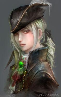 lady maria by tetsuok9999 on DeviantArt