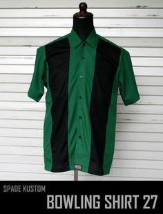 Bowling shirt 27