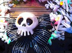 Nightmare Before Christmas wreath- photo by B.Albrecht