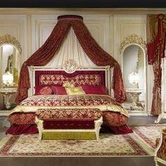 pin von asil akar auf bedroom pinterest - Gotische Himmelbettvorhnge