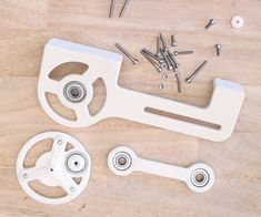 Printed Linear Motion (MVMT 17 Steps (with Pictures)