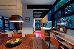 Hirsch House Kitchen by 4site Architecture - www.iwantmore.pl - www.more4design.pl - www.mymarilynmonroe.blog.pl
