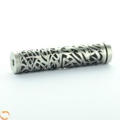 Otto Carter Engraved SS Tribal Mod - $3,000.00