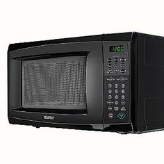 "Kenmore- -17"" 0.7 cu. ft. Countertop Microwave Oven - Black"