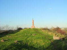 War memorial on top of Castle Hill, Mountsorrel.