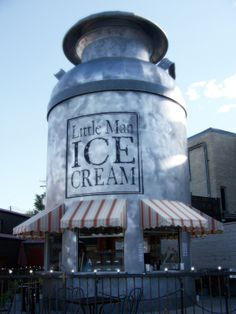 Denver, CO~~Highland district:  aMAZing ice-cream.  You'll wait in line...you'll be glad you did!