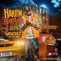 Vado - Harlem Hustler Vol 4 : TopMixtapes