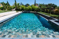 Optez pour un carrelage jamais vu! Le Green Bali, imitation parfaite de la pierre Indonésienne.