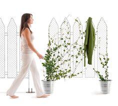 Diseño de Interiores Green   Divisor de ambientes Pianta-la • Green space divider by Andrea Rekalidis