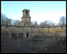 Cresswell Hall Stables, UK