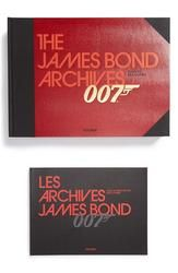 'The James Bond Archives' Book