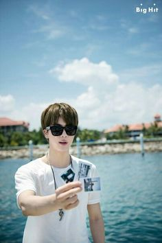 Отдых BTS в Кота-Кинабалу! #Jin
