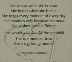 1000 grief quotes mother on pinterest loss of child i