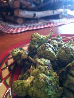 Pesto Cauliflower & Buckwheat Pasta!  Gluten Free, Vegan, Body Ecology Diet  glutenfreehappytummy