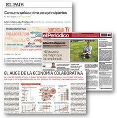 Consumo Colaborativo: Selección de artículos y reportajes del consumo colaborativo