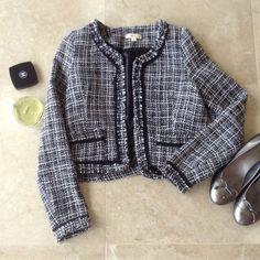Everly Tweed Jacket