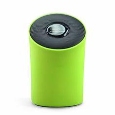 Lepow LP-MDR-G Modre bluetooth Lautsprecher mit Mic für Smartphone/Tablet/Audio-Player grün: Amazon.de: Heimkino, TV & Video