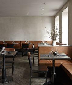 Ресторан в Копенгагене, студия Space Copenhagen. Подробнее о проекте читайте по клику на фото.