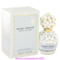 Daisy Dream Perfume by Marc Jacobs  1.7 oz EDT Spray for Women NEW #MarcJacobs