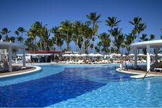 Riu Palace Bavaro - Punta Cana.  Going in November - can't wait!
