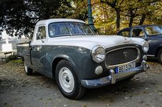 Peugeot 403 pick-up