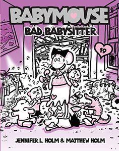 Babymouse #19: Bad Babysitter