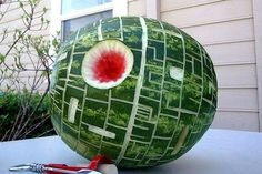 Beat the heat!! Watermelon Death...