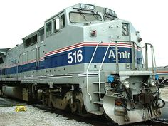 Amtrak 516 - Beechgrove, Indiana