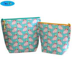 SewFlo - Handmade project bags, zipper bags, and storage bins from Florida.