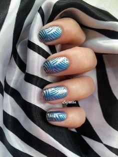 Lesly Stamping Nail Art Stamping Nail Art: Lesly Plates | Nail stamp nail art