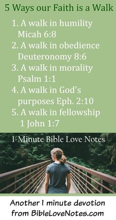Faith is a Walk - a deliberate step-by-step active faith walk Bible Verses About Faith, Bible Love, Daily Scripture, Scripture Study, Bible Scriptures, Bible Teachings, Christian Quotes For Women, Christian Faith, Biblical Quotes