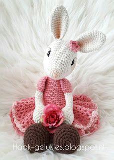 432 Beste Afbeeldingen Van Gehaakt Konijn In 2019 Crochet Dolls
