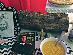 Reel Fancy Dinners: Twin Peaks Dinner